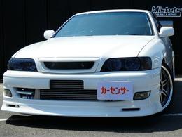 トヨタ チェイサー 2.5 ツアラーV 純正5速/フルエアロ/ワーク18インチアルミ