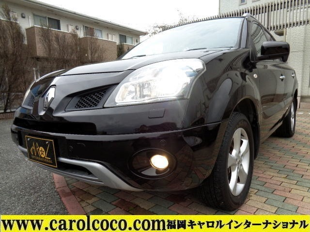 ブラック コレオス!新規車検付き支払総額95万円!