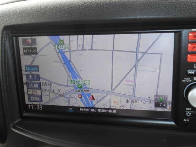 ☆MM115D-Wナビ、フルセグTV、バックモニターと充実です。