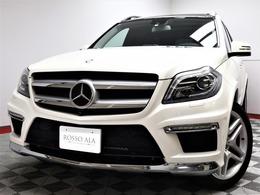 メルセデス・ベンツ GLクラス GL550 4マチック AMGエクスクルーシブパッケージ 4WD 360°カメラ サンルーフ Rセーフティ
