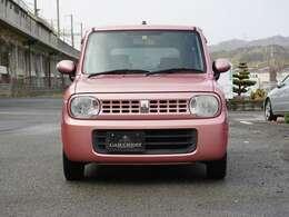 色はかわいいピンク