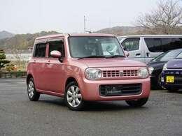 女性に人気のお車です