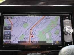 パイオニア製メモリーナビ(楽ナビAVIC-RW901) フルセグTV Bluetooth接続 CD/DVD再生対応