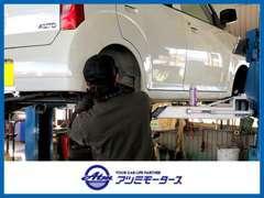 アツミモータース浜松船越店 :厳選された展示車ばかりです。全店在庫をばっちり把握しています。
