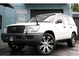 トヨタ ランドクルーザー100 4.7 VXリミテッド Gセレクション 4WD マルチレス 22インチホイール LXテール
