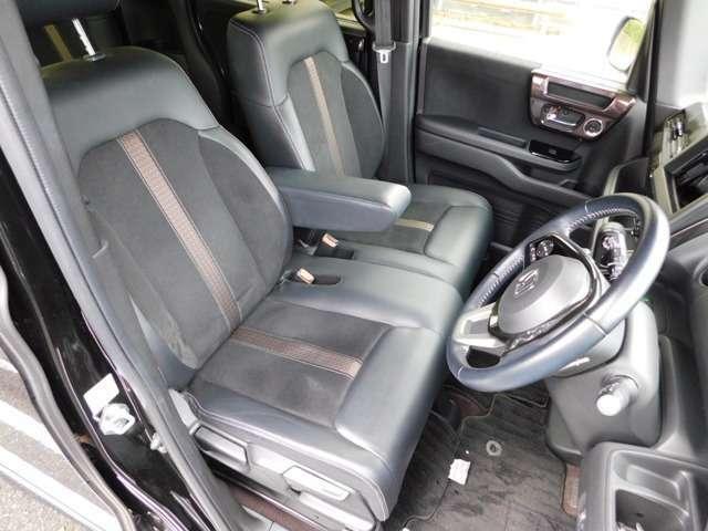 運転席&助手席の画像です!構内での車のご試乗は可能です!いつでもスグに車をご覧いただけます♪ご来店をご予約いただきましたお客様には専任スタッフがしっかりとサポートさせて戴きます♪