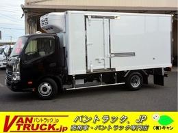 日野自動車 デュトロ ワイドロング 冷蔵冷凍車 サイドドア ラッシング2段 3トン -30度設定