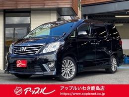 トヨタ アルファード 3.5 350S タイプゴールド HDDナビ フルセグTV 両側パワスラ
