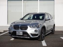 BMW X1 xドライブ 18d xライン 4WD コンフォートP ハイラインP 弊社試乗車