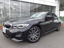 BMW 3シリーズ 320d xドライブ Mスポーツ ディーゼルターボ 4WD 18AW黒革コンフォートPデモカー認定中古車
