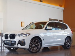 BMW X3 xドライブ20d Mスポーツ ディーゼルターボ 4WD ハイラインPKG 黒革 ACC HUD OP20インチAW