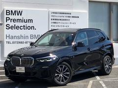BMW X5 の中古車 xドライブ 35d Mスポーツ 4WD 大阪府高槻市 814.0万円