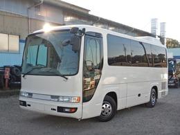 日野自動車 メルファ 観光バス 27人乗り フルエアサス 6列シート ニーリング スイングドア