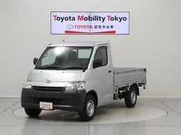 トヨタ タウンエーストラック 1.5 DX シングルジャストロー 三方開 車検整備付 最大積載量800kg
