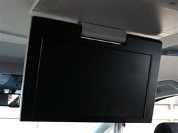 【 純正11型後席フリップダウンモニター 】V11T-R62C 後席のゲストやお子様も大画面モニターで大迫力の映像をお楽しみいただけます!