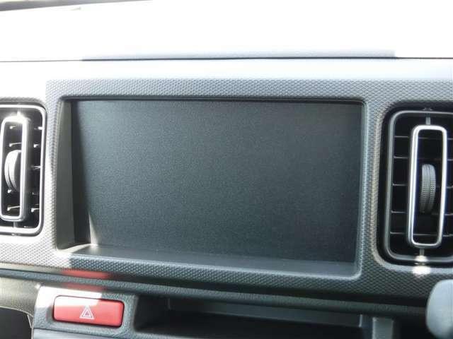オーディオレスなので、お客様の好みに合ったオーディオシステムを装備できます!!当店でもお取り扱いしています★お気に入りのお車でお気に入りのオーディオと!!