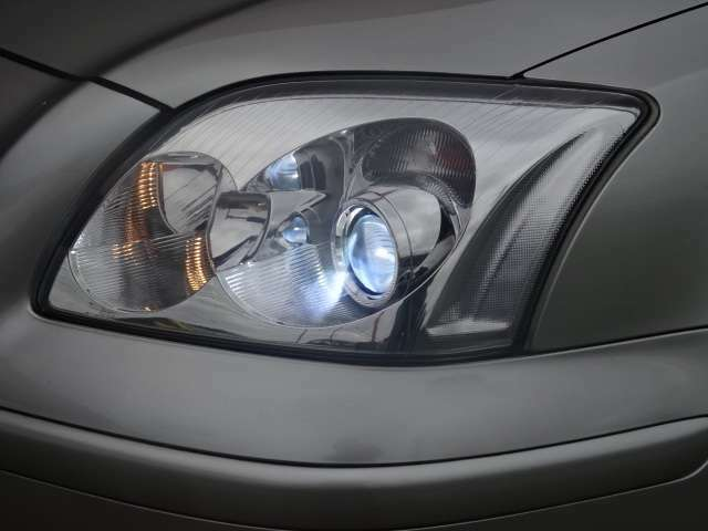 ヘッドライト交換済みですのでレンズの劣化ございません!