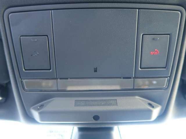 InControlがついており、スマートフォンアプリから燃料の残量や車両の位置情報が見れたり、緊急の際のSOSコールもついております。