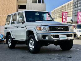 トヨタ ランドクルーザー70 4.0 4WD 4WD 5MT