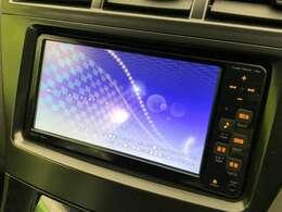 【純正ナビ】CD機能や地デジ視聴も可能ですので、ドライブもとても楽しくなりますね☆