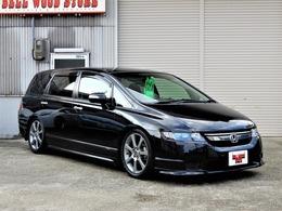 ホンダ オデッセイ 2.4 M エアロ HDDナビスペシャルエディション TEIN車高調 新品タイヤ 18インチAW