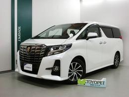トヨタ アルファード 2.5 S Aパッケージ タイプ ブラック サンルーフ
