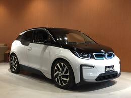 BMW i3 ロッジ レンジエクステンダー装備車 ACC LEDヘッドライト シートヒーター