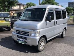 ホンダ アクティバン 660 SDX 軽バン 軽バス 5MT車 タイベル交換済