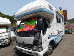いすゞ エルフ キャンピング バンテック社製 ZIL