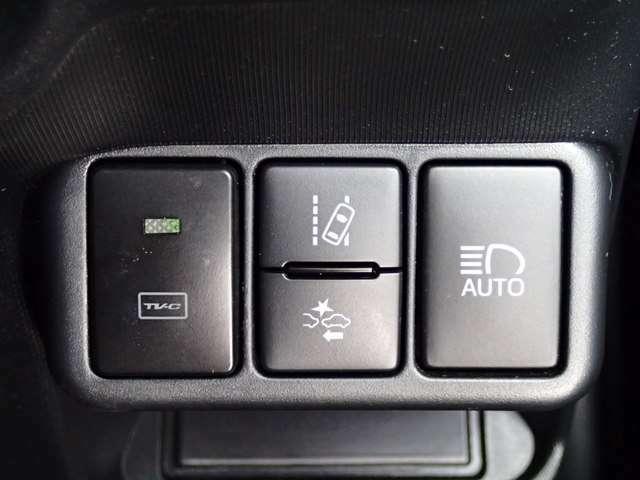 衝突軽減ブレーキを装備しております。
