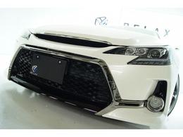 トヨタ マークX 2.5 250G リラックスセレクション 新品Gsバンパー前後新品ライト前後新品AW