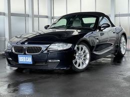 BMW Z4 ロードスター2.5i 本革シート シートヒータ ワンオーナー
