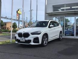 BMW X1 sドライブ 18i Mスポーツ コンフォート アドバンストパッケージ