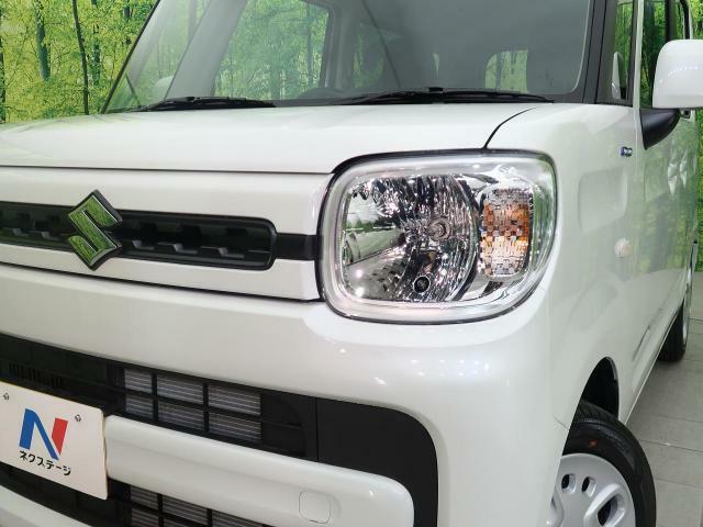 ハロゲンヘッドライト装備!!ヘッドライトレベライザーも付いているので、高さ調節も可能です☆上り坂・下り坂で大活躍です♪LEDに変更も可能です!