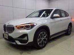 BMW X1 xドライブ 18d xライン 4WD セイフティパッケージ 正規認定中古車