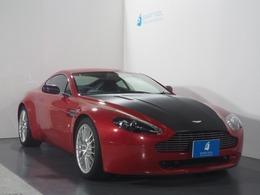 アストンマーティン V8 ヴァンテージ スポーツシフト 正規D車 2009yモデル ポップアップナビ