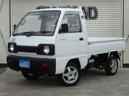 マツダ スクラムトラック ダンプ 4WD 走行66000km