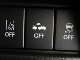 【衝突軽減装置】前方の車両や歩行者と衝突する可能性がある場合に作動し、自動的に停止又は減速することにより衝突回避や 衝突被害の軽減を図ります。