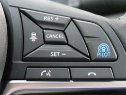 同一車線アシスト運転技術のプロパイロット搭載です!アクセル・ブレーキ・ステアリングを制御してくれるのでストレス大幅軽減です☆