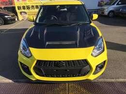 新車コンプリート20馬力エアロスポーツパッケージカーボンエアロパーツ仕様エアロカーボンボンネット&カーボンダックスポイラーついて更に20馬力UPした新車がこの価格 https://option.tokyo/2020/05/02/62606/