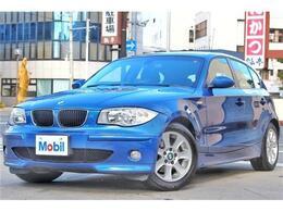 BMW 1シリーズ 118i 禁煙車 DVDナビ ETC キーレス