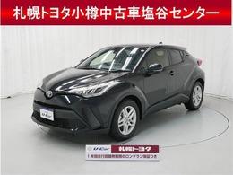 トヨタ C-HR 1.2 S-T 4WD 元レンタ メモリーナビ バックモニター付