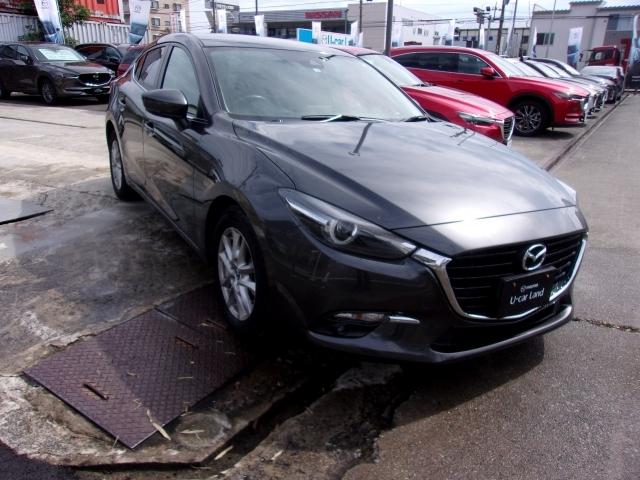 下取車を中心に安心の整備、保証付きU-CAR販売中!