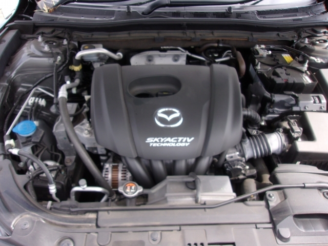 1.5ガソリンエンジンです