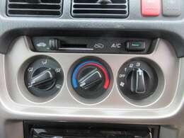 エアコンも装備しておりますので、夏も快適にお乗り頂けます!