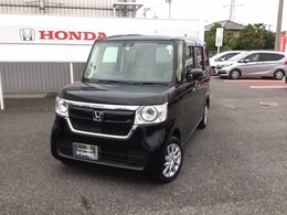 ホンダ N-BOX 660 G ホンダセンシング 4WD 当社デモカー