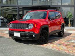 ジープ レネゲード Trailhawk 認定中古車保証付 整備付 4WD レギュラーガソリン
