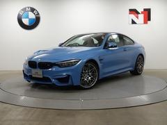 BMW M4クーペ の中古車 コンペティション M DCT ドライブロジック 神奈川県横浜市都筑区 858.0万円