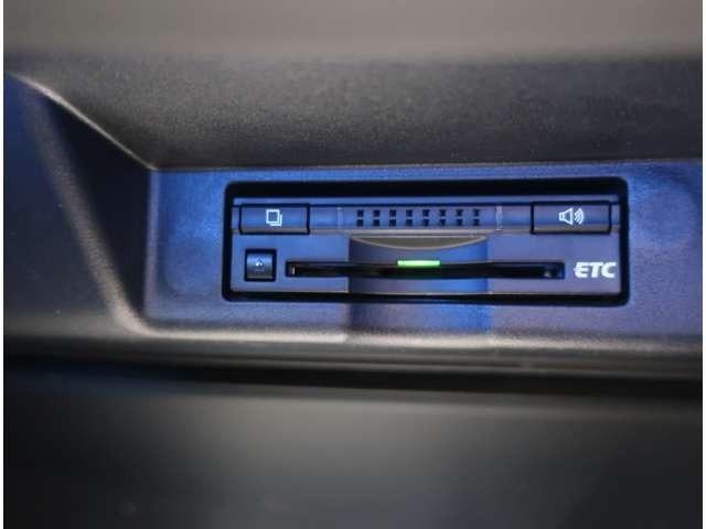 ETCで、高速道路をスイ~っと通過♪