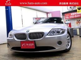 BMW Z4 ロードスター2.5i 禁煙